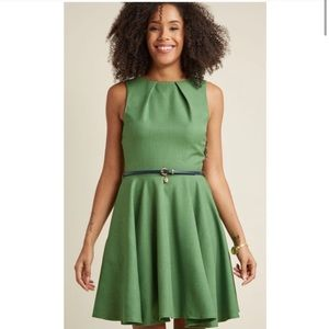 {Modcloth} luck be a lady dress